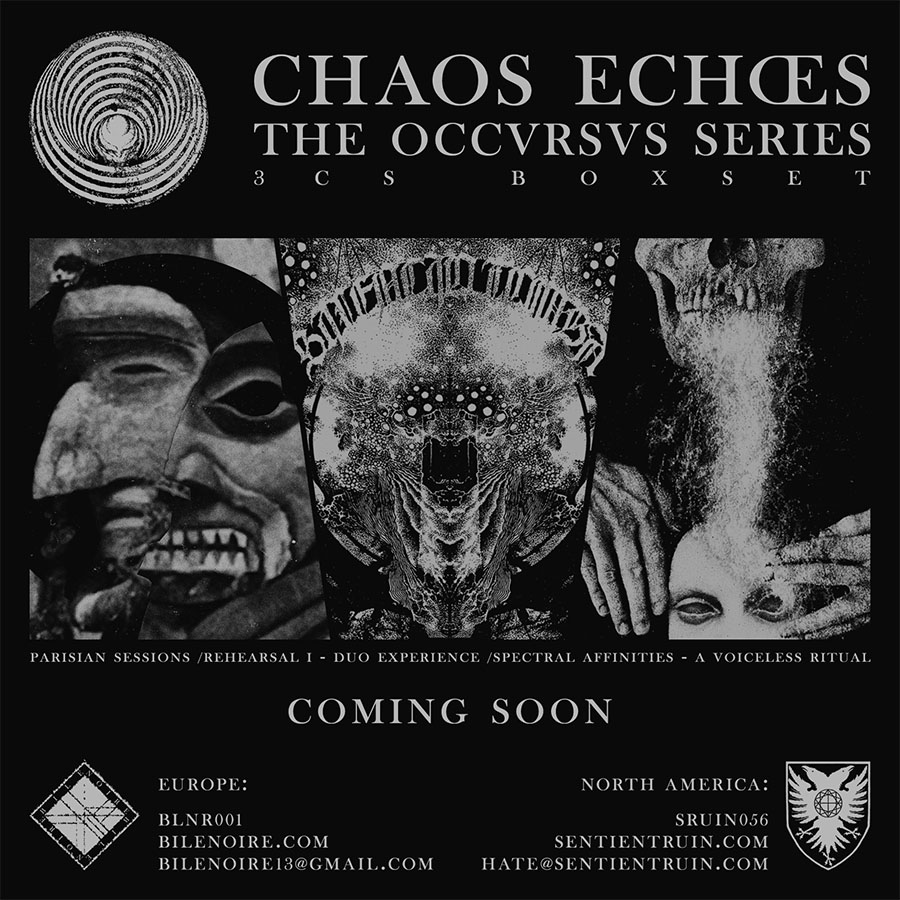 Chaos Echoes Flyer 2